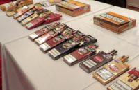Сигарная зона, 25 сигар, 50 сигарилл
