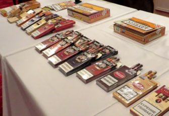 Сигарная зона 25 сигар и 50 сигарилл с сигарным сомелье на выезд для мероприятия в МСК и СПб цена