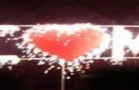 Пиротехнические сердца