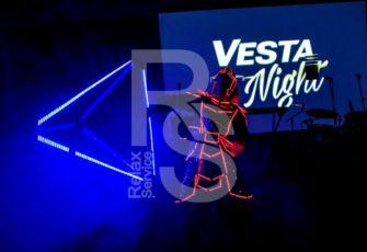 Неоновое световое шоу фриков выступление заказать на мероприятие в МСК и СПб цена