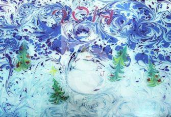 Рисование на воде с готовой сольной программой заказать на мероприятие в Мск и СПБ цена