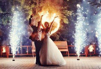 спецэффекты пиротехнические и огненные заказать в СПб и МСК на мероприятие