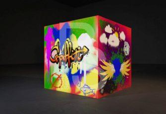 Граффити интерактив и шоу с граффити на праздник в МСК цена, заказать мастер класс с граффити на мероприятие в СПб стоимость