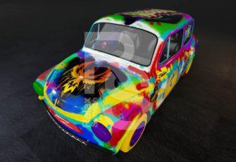 Граффити шоу и интерактив с автомобилем заказать на мероприятие в МСК цена, мастер-класс по граффити на авто в СПб стоимость, тачка на покраску, авто раскрась сам напраздник