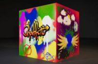 Куб для граффити 2x2x2 м.