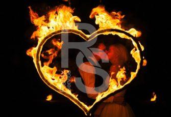 Огненные фигуры заказать на праздник в МСК цена, сколько стоит заказать огненные сердца на свадьбу в СПб, стоимость фигур и сердец из огня