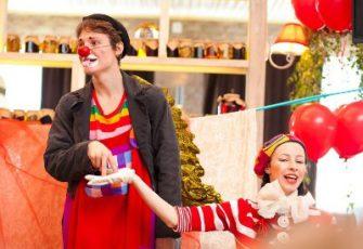 мимы заказать интерактив с куклами на мероприятие в МСК и СПб цена, пригласить артистов клоунов с кукольным номером на вэлком праздника