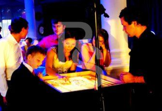Интерактивное зона с мастер классом по песочному шоу заказать в СПб Мск стоимость
