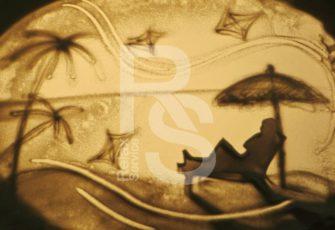 Шоу песочной анимации программа по ТЗ заказчика на заказ - заказать в СПб и МСК цена