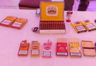 Сигарная зона 50 сигар и 50 сигарилл с сигарным сомелье на выезд для мероприятия в МСК и СПб цена