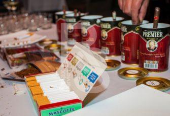 Сигарная зона на заказ с сомелье на выезд для мероприятия в МСК и СПб цена