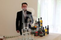 Дегустация крепких алкогольных напитков, на 25 персон