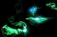 Интерактивная зона световых картин — планшеты