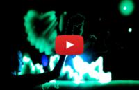 Видео со световой анимацией