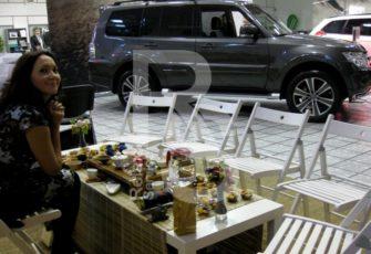 чайная зона с чайным мастером и реквизитом - заказать на мероприятие в МСК и СПб цена
