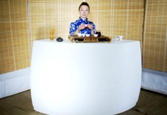 Чайный бар в китайском стиле с чайным мастером и реквизитом заказать на мероприятие в МСК и СПб цена