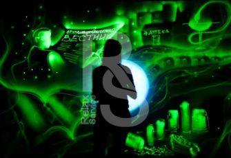 Шоу световых картин индивидуальная программа по ТЗ заказать на мероприятие в СПб МСК цена