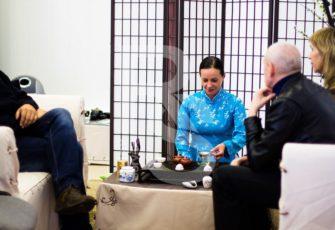 Заказать чайную зону с чайным мастером и реквизитом в офис в МСК цена, заказ проведения чайной церемонии в офисе компании в СПб стоимость