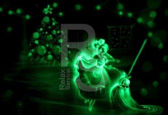 Шоу световых картин для детей